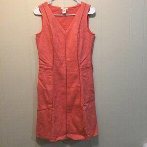 Sundance Matelasse Fit & Flare Summer Dress Size 2